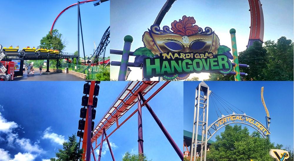 PRessSerbia travelers:Predstavljamo SIX FLAGS GREAT AMERICA zabavni park