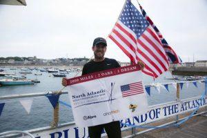 Profesor iz SAD preveslao Atlantik i postavio nov rekord