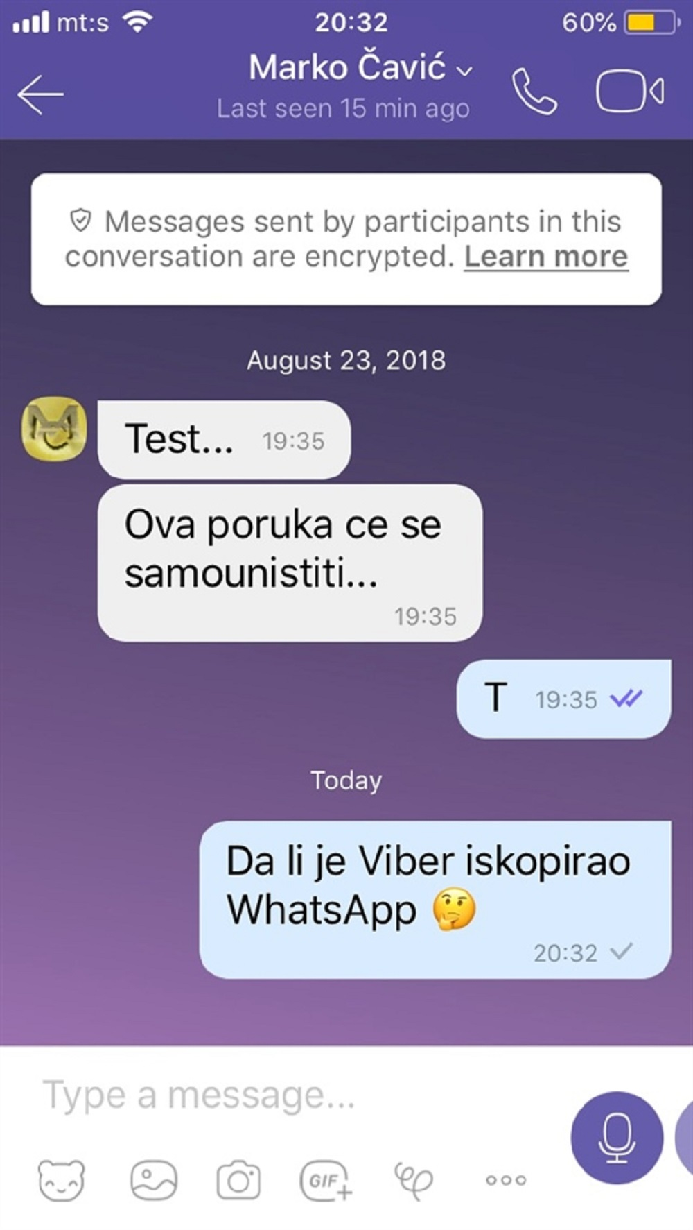 Sta nam donosi novi Viber?