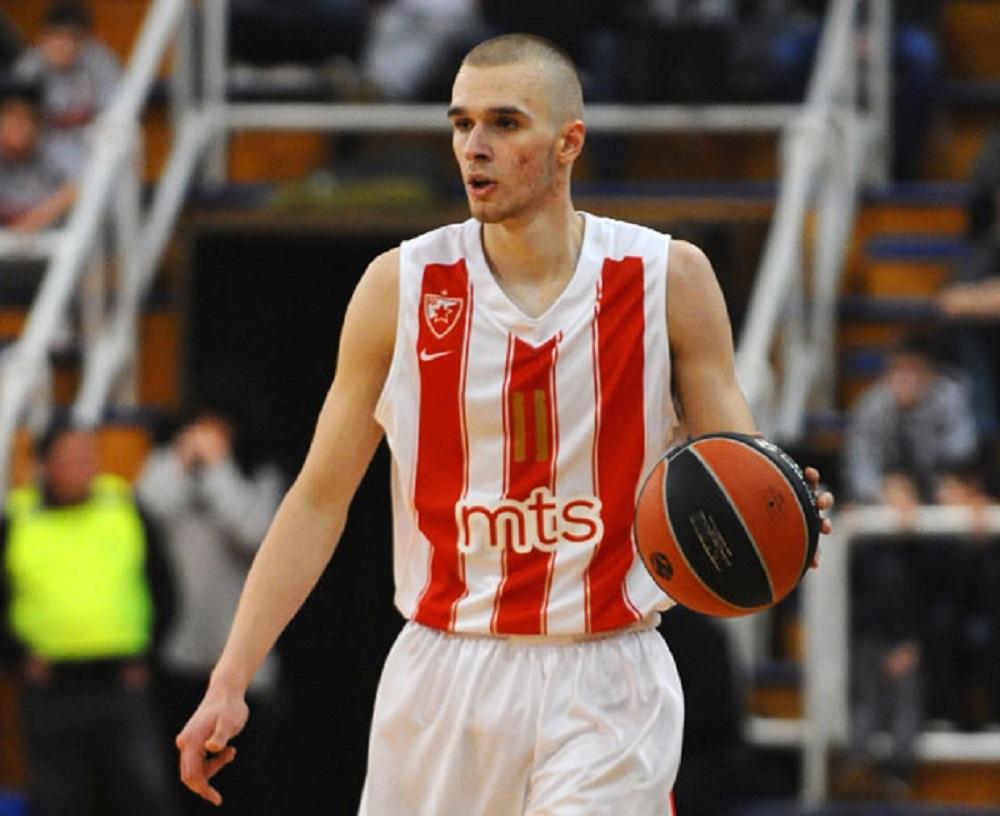Niški košarkaš na krovu Evrope