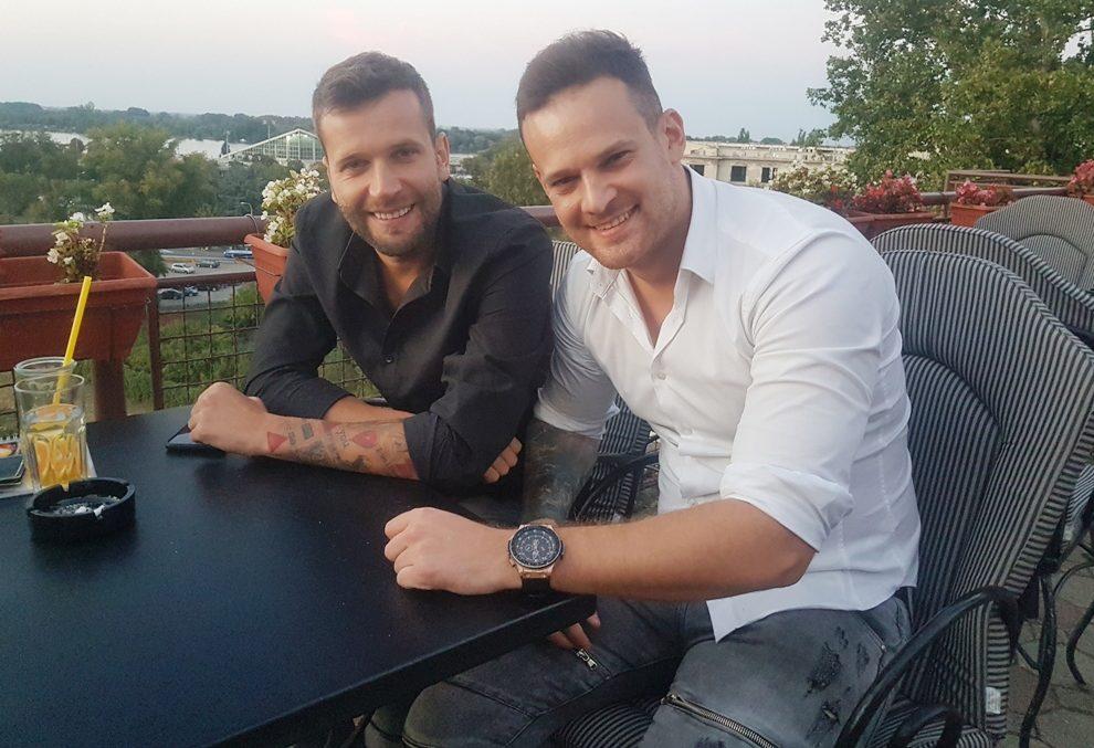 """Vladan Savić: """"Nikola Mićović će najbolje otpevati našu pesmu nakon što urednika bacim lavovima"""""""