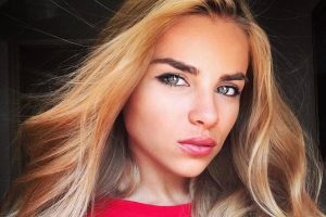Švedska zvezda Iris Radoš predstavila prvu pesmu