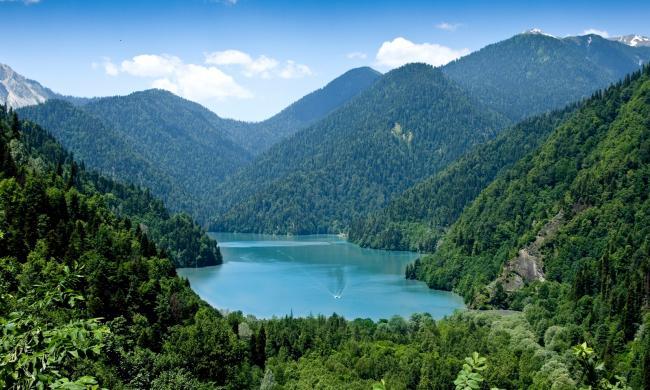 Neopisiva lepota Abhazije - države koja ne postoji