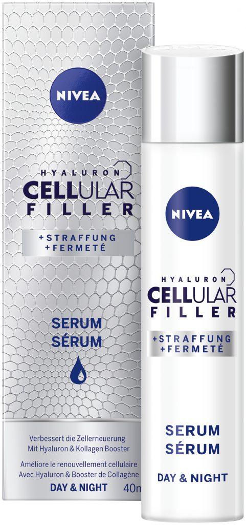 NIVEA noviteti: Hyaluron Cellular Filler linija