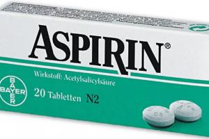 ISTRAŽIVANjE POKAZALO: Aspirin ipak ne koristi svima