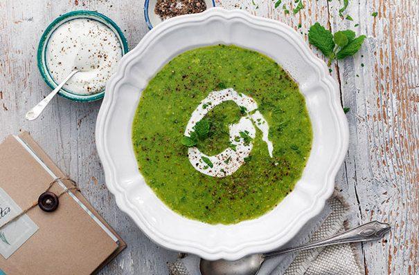 Recept dana: Supa od graška iz mikrotalasne