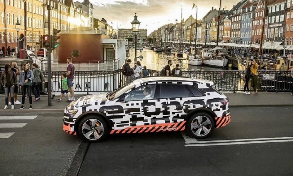 Audijev prvi električni SUV kreće u serijsku proizvodnju