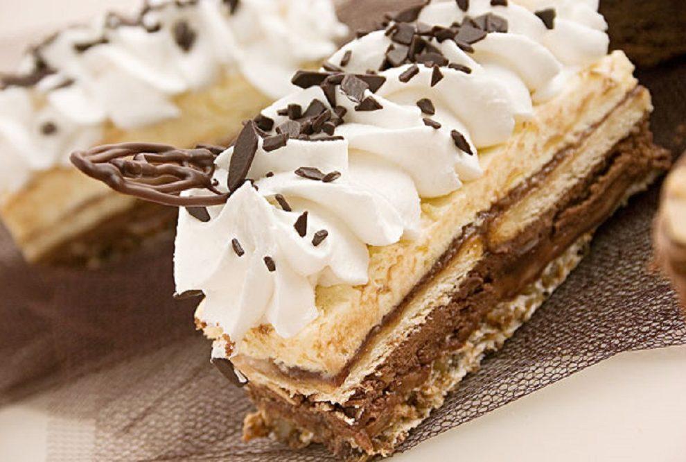Pravi sladokusci znaju-Bingo Torta