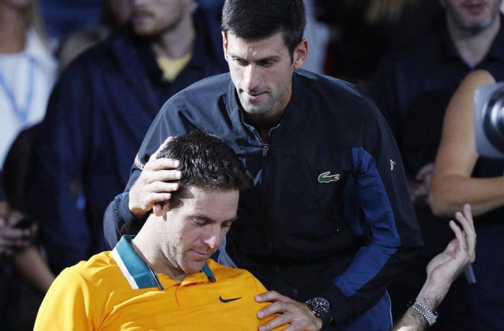 Del Potro otkrio: Evo šta mi je NOVAK ĐOKOVIĆ ŠAPNUO dok sam plakao posle finala US Opena!