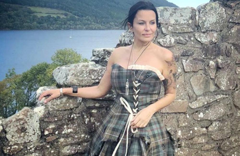 Elena Karić gorštakinja na Loh Nesu