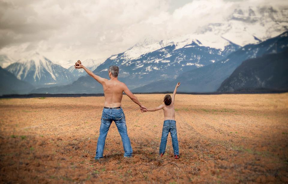 4 zablude o tome kako je biti otac