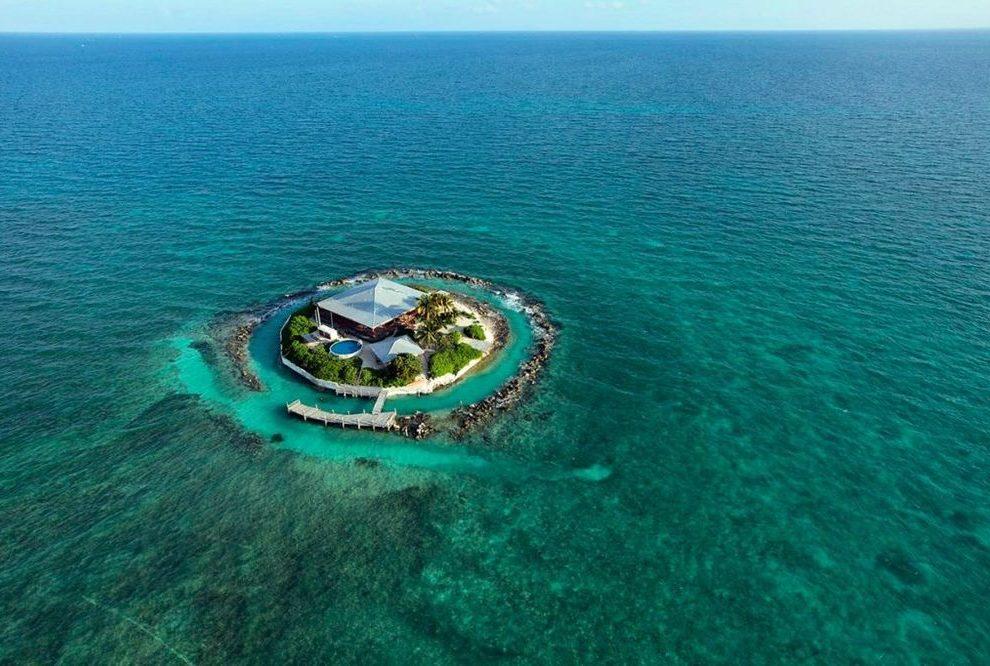 Luksuz nasred okeanskog prostranstva: Najskuplji bazen na svetu VIDEO