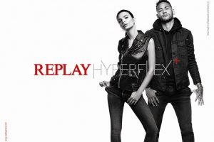 Počinje Replay Hyperflex+ kampanja! Neymar Jr. i Emily Ratajkowski kao glavne zvezde nove Replay Hyperflex+ kampanje!