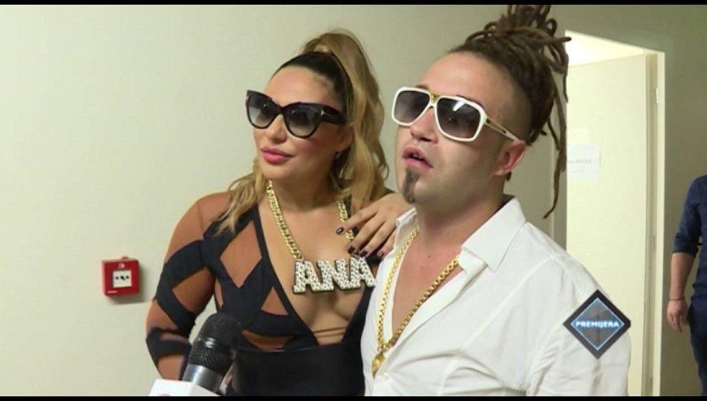 Ana Nikolić sa bivšim mužem peva na Marakani?!