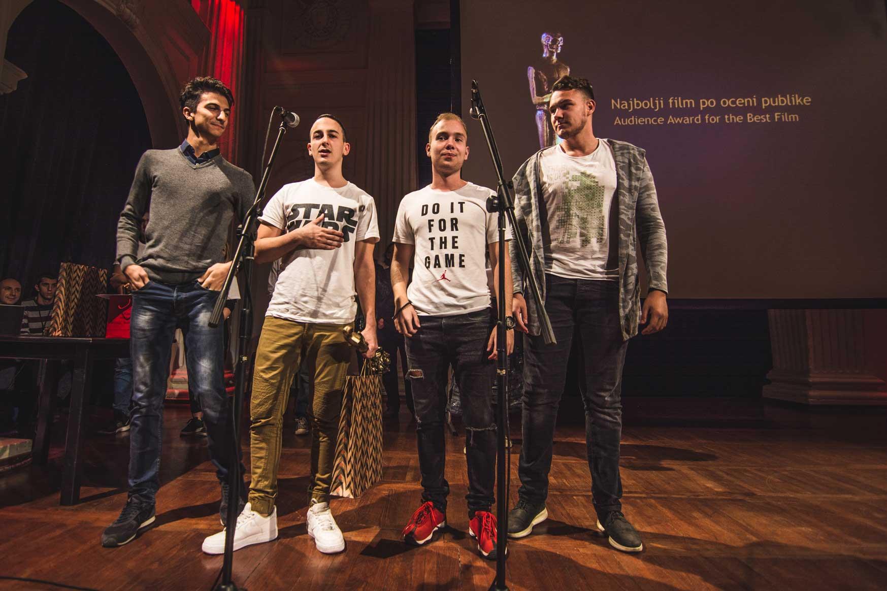 Završen 12. Festival srpskog filma fantastike: NEPUTOVANJA najbolji film festivala