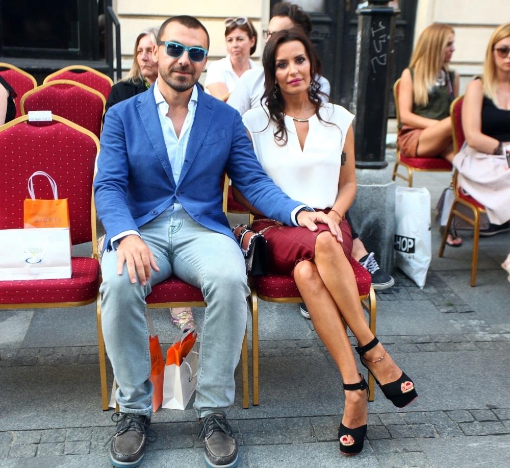Elena, o svom mužu, Jugoslavu Kariću, kaže da nije bogat