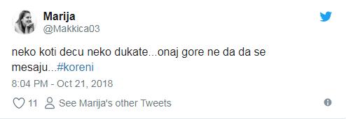 """TVITER """"GORI"""" ZBOG SERIJE """"KORENI"""": Žarko Laušević nije sa ovog sveta, on je hodajuća emocija"""
