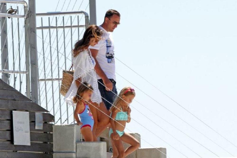 O usvajanju svojih ćerkica, govorio nam je Sergej Ćetković