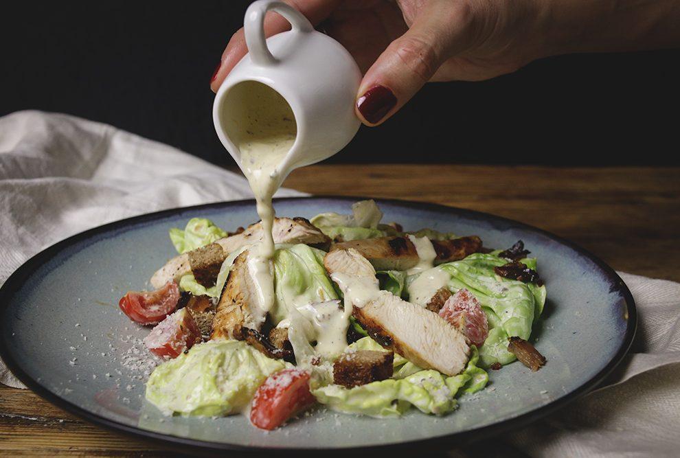 RECEPT DANA: Cezar salata!