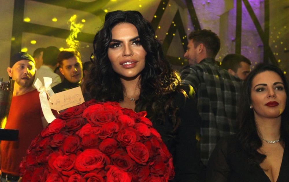Atraktivna srpska manekenka Dejana Živković proslavila rođendan!