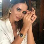 Emina Jahović na odmoru od 50.000 evra