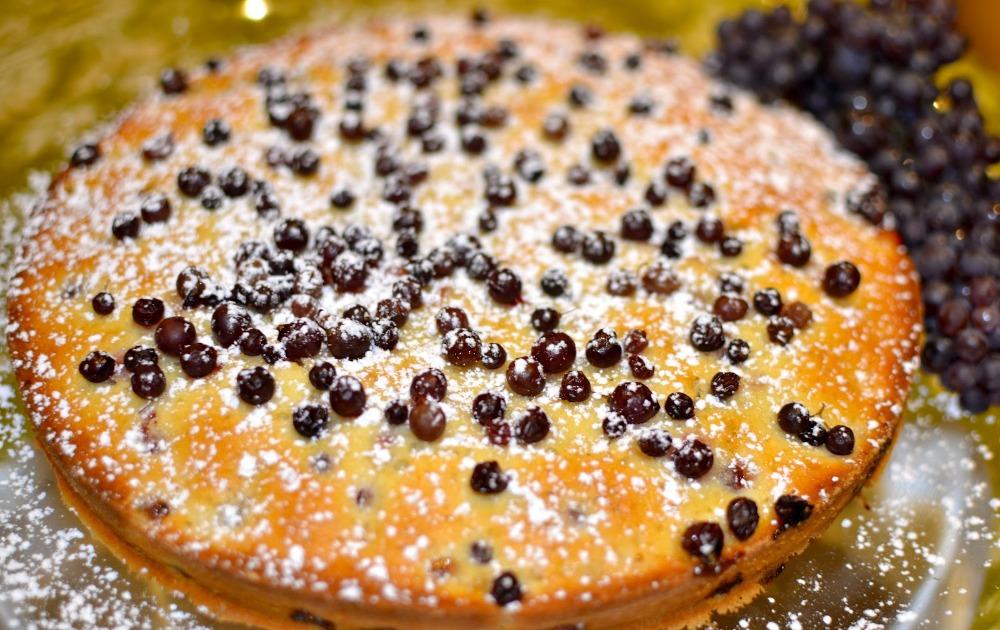 Jesen je stigla – napravite spektakularan kolač od grožđa