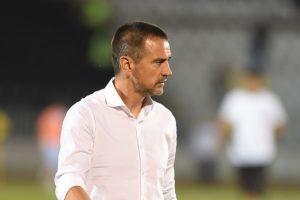 TAKO SE TO RADI Šmekerska poruka trenera Partizana posle ubedljivog poraza Zvezde u Ligi šampiona