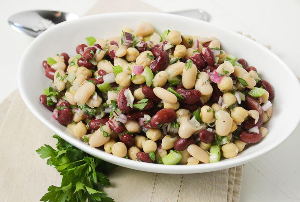 RECEPT DANA: Posna salata od pasulja