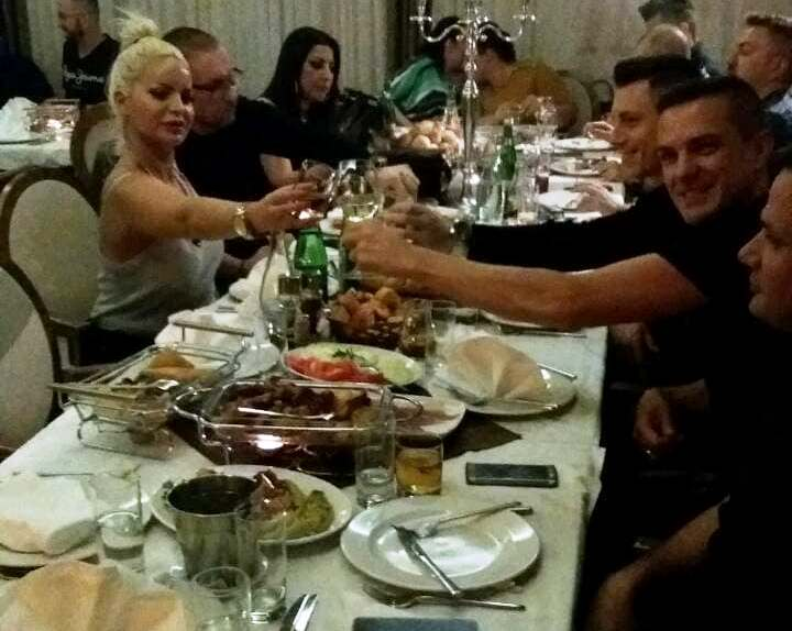 Džidža u hotelu Majdan proslavila rođendan! FOTO+VIDEO