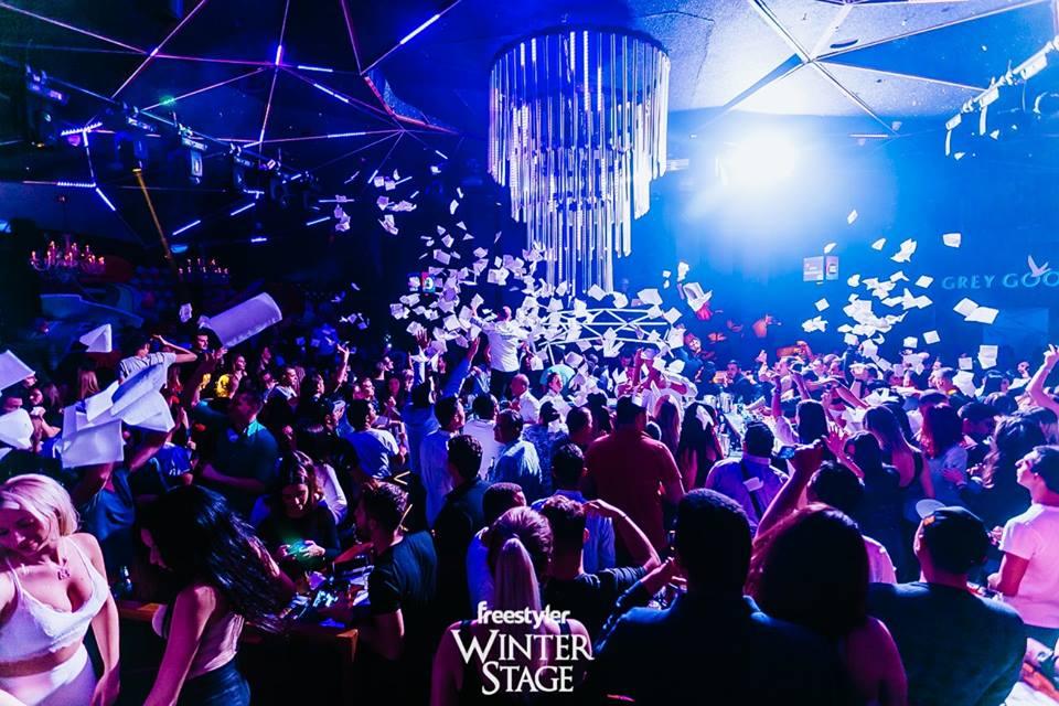NOĆNO LUDILO: Freestyler Winter Stage žurke za pamćenje!!!