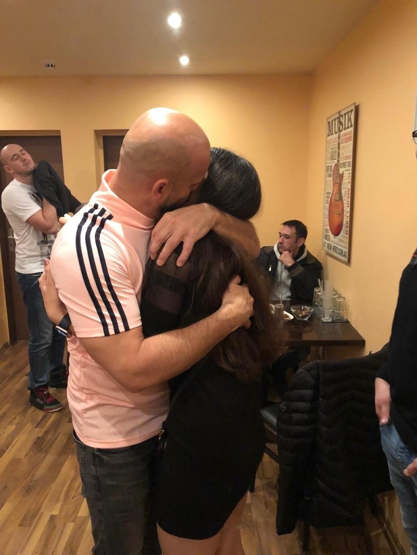 Boban Rajović je upoznao devojčicu koja je čekala 12 godina da se sa njim upozna i na njegov nastup došla iz druge države
