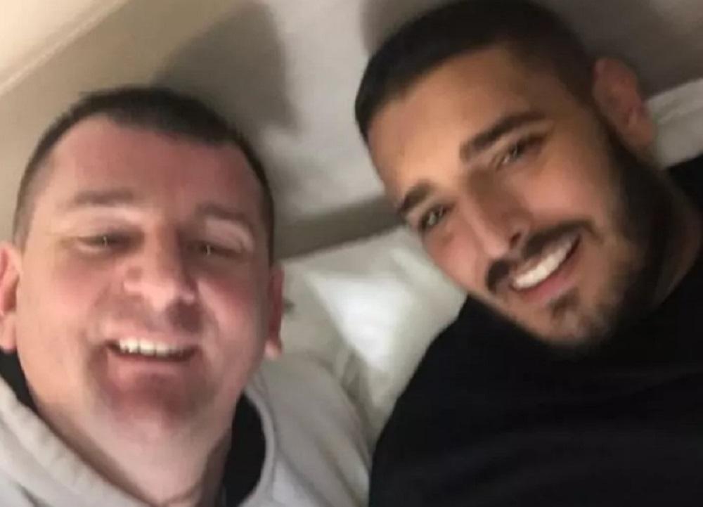 Čim je napustio bolnicu, odmah objavio selfi. Prva fotografija Darka Lazića nakon izlaska iz KBC Zemun