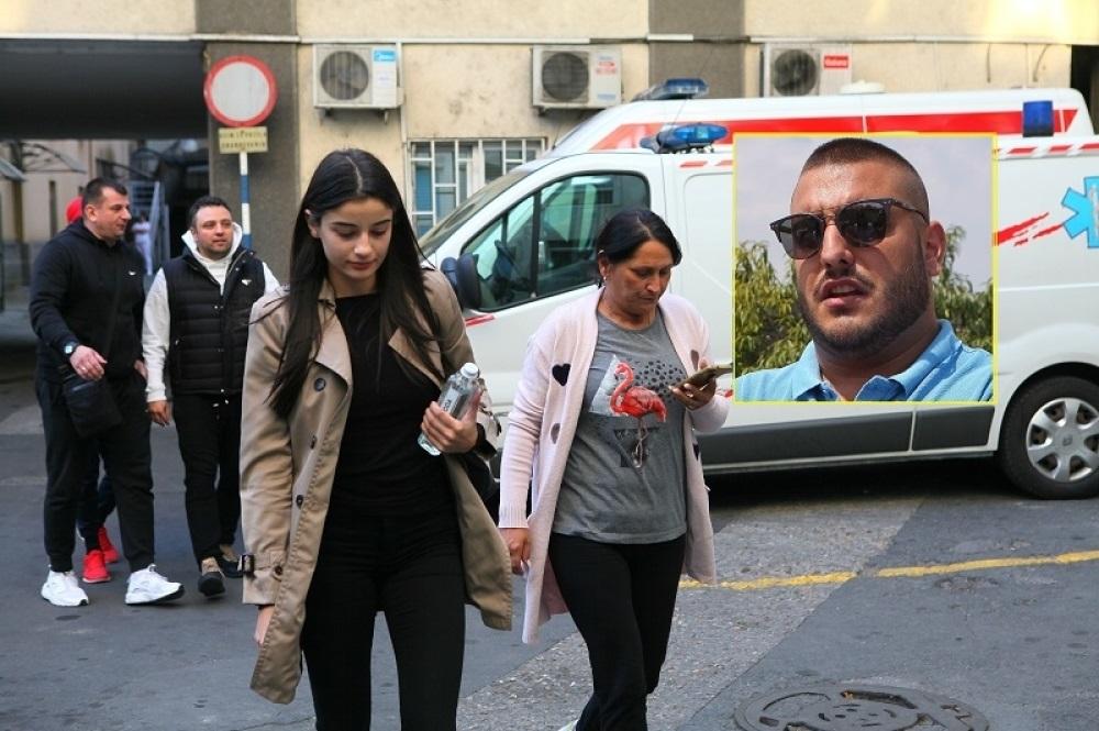 Ana Sević ga nije posetila više od dve nedelje, a verenica ga napustila. Darkovo zdravstveno stanje je...pogledajte