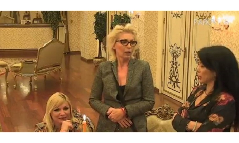 Pravila je sodomiju na današnji Sveti dan. Protest protiv Vesne Vukelić Vendi. Produkcija odgovorila na njeno ponašanje