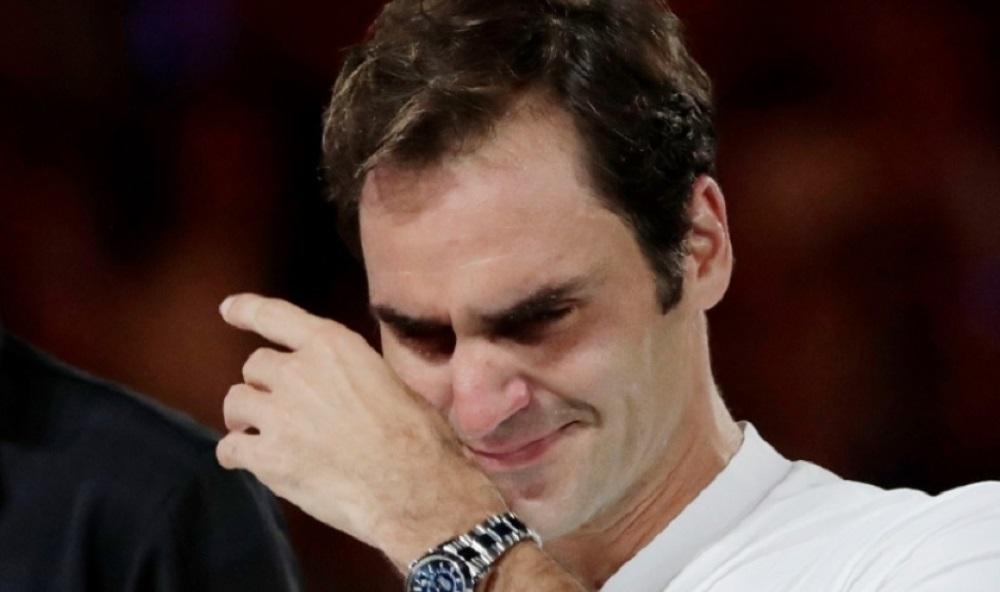 Šok u Londonu, Federer u suzama !!! Novak frapiran kao nikad ove sezone