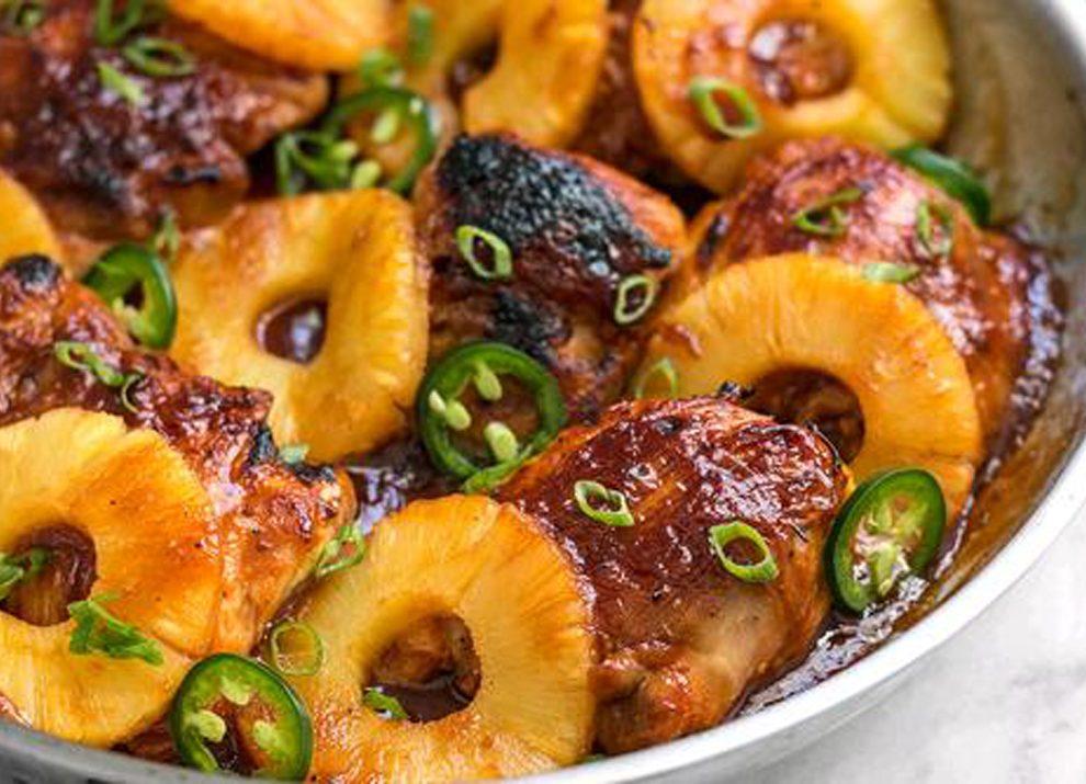Recept dana: Ćuretina sa ananasom