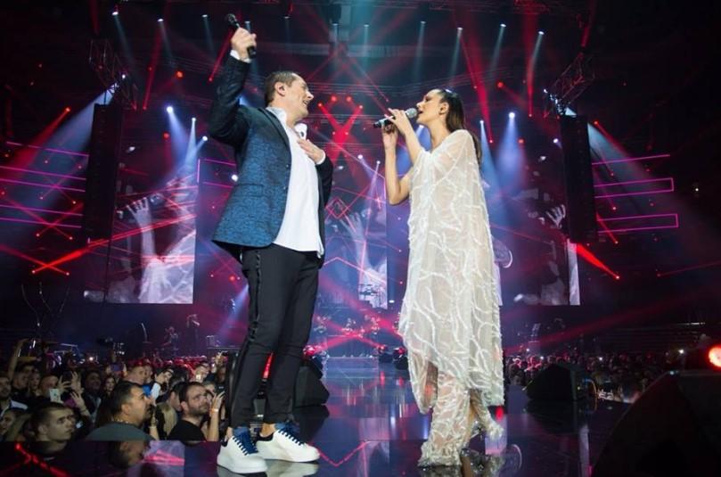 Na koncertu Ace Pejovića, pojavila se Aleksandra Prijović, a svi su gledali u jedan detalj