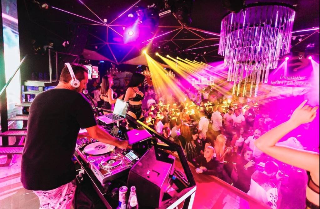 Pomerene su granice beogradskog clubbinga: OTVOREN FREESTYLER WINTER STAGE