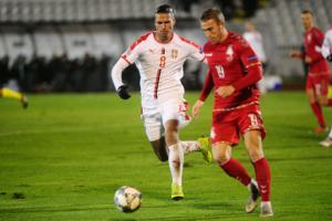 HEROJ POBEDE Prijović: Uživam da igram sa Mitrovićem, da se ja pitam stalno bismo bili na terenu zajedno