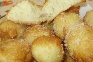 Jednostavni, brzi, ukusni-bakini uštipci