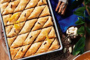 Baklava u 5 najslađih ukusa