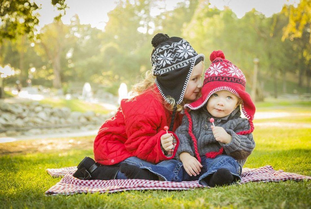 Kako obući dete i koliko vremena provesti napolju po hladnom vremenu
