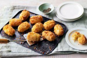 RECEPT DANA: Prolećni kroketi od krompira