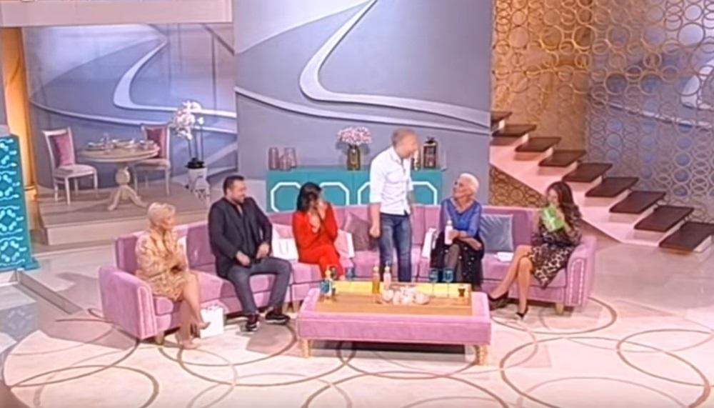 Svi su ostali u čudu zbog ove scene koju je Milan Kalenić napravio u tv emisiji