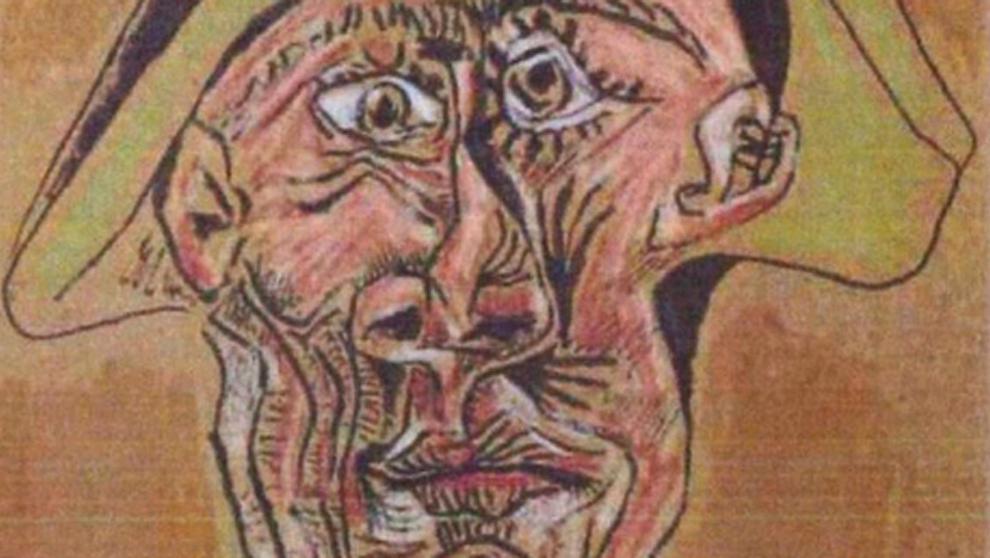 Navodno pronađena Pikasova slika lukavo osmišljena podvala