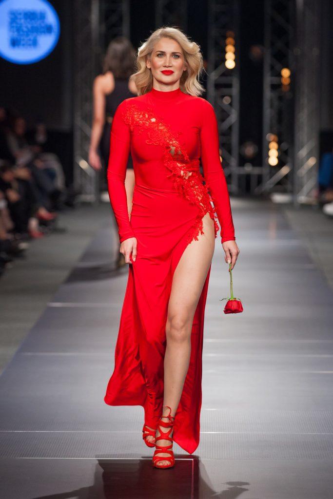 Treći dan Serbia Fashion Weeka u znaku glamura, pirotskih šara, etno motiva i trendi printova