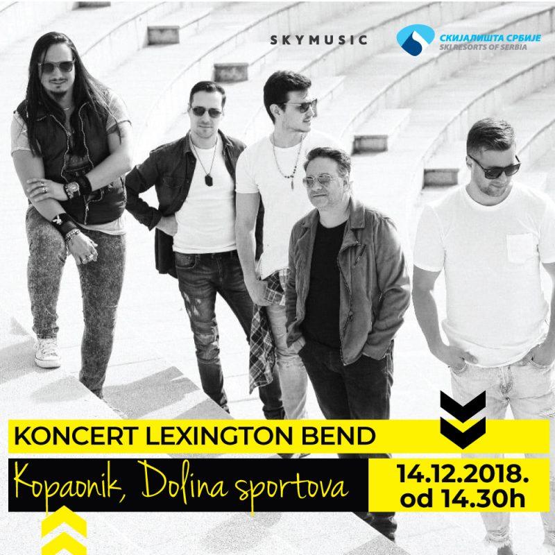 Na Kopaoniku u petak otvaranje noćne staze i koncert grupe Lexinton