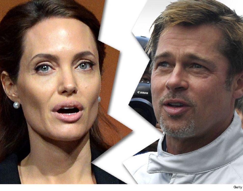 Za praznike Brad Pitt je sam. Angelina mu ne da decu ?!