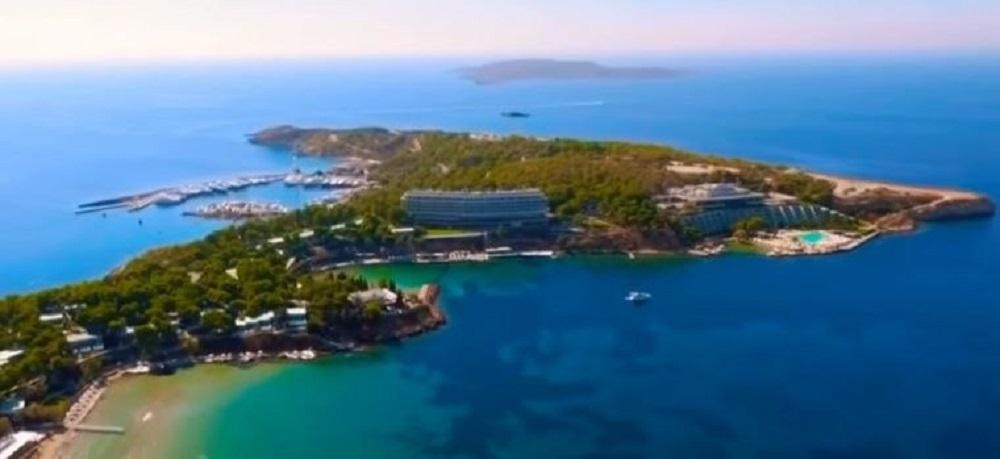 U Atini, ali ne u srcu grada, otvara se Four seassons luksuzni hotel
