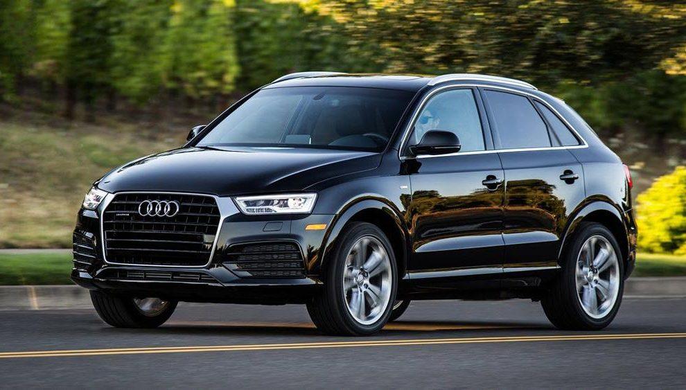 Za svoj model, Q3, Audi je ponudio četiri nove verzije motora